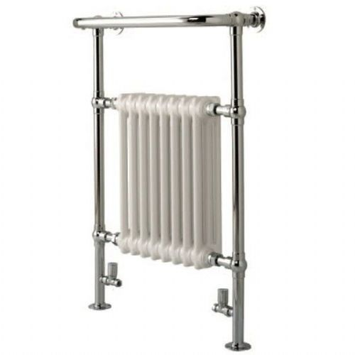 Kartell Crown Designer Towel Rail - 675mm x 945mm Chrome